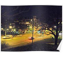 Gothenburg By Night Poster