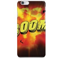Boom! iPhone Case/Skin