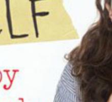 Selp Helf by Miranda Sings! (Self Help Book) Sticker