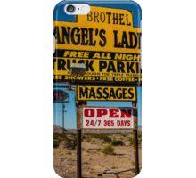 Angel's Ladies iPhone Case/Skin