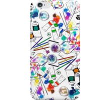 Color the World iPhone Case/Skin