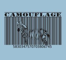 barcode camouflage by hottehue