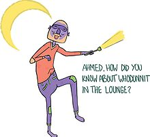 Ahmed? by Cumberdale