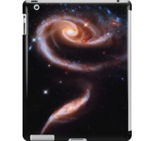 A Rose Made Of Galaxies iPad Case/Skin