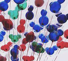Disneyland Balloons  by whitneymicaela