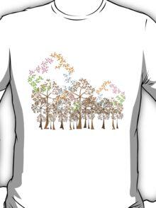 Four Seasons Trees T-Shirt