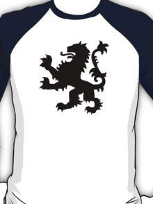 Lion heraldry T-Shirt