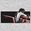 Akira Dreaming by SpeedyJ