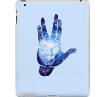Spocks Hand - Leonard Nimoy Geek Tribute iPad Case/Skin