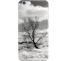 Windblown on the Dune iPhone Case/Skin