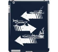 Back to the Future Trilogy Minimalism iPad Case/Skin