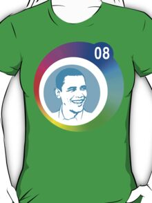 obama 08 : circles T-Shirt
