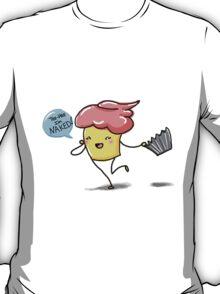 Naughty cupcake T-Shirt
