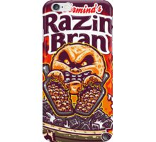 Razin' Bran iPhone Case/Skin