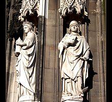 Saints by Rowan  Lewgalon