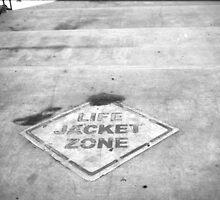 Life Jacket Zone by Emily Savill