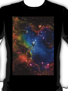 Galaxy Eagle T-Shirt