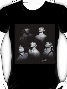 Fifth Harmony 'Reflection' Digital Painting T-Shirt