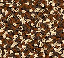 Coffee pattern by sullivanthedog