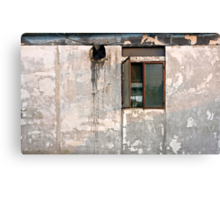 the other little window Canvas Print