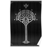 Shield of Numenor Poster