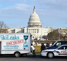 Wikileaks by chriswieland