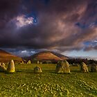 Castlerigg - Lake District by Douglas  Latham