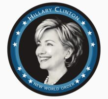 hillary clinton : new world order by asyrum