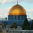 Dome of the Rock by Michael Gold