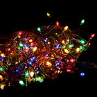 Christmas Lights by jerry  alcantara
