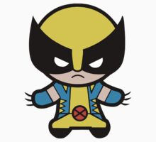 Funny Wolverine Kids Clothes