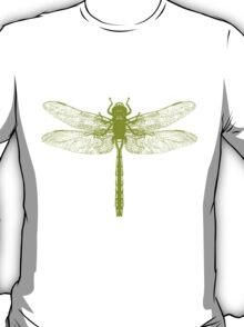 Sage Dragonfly T-Shirt