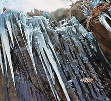 Icicle Falls by Jim Legge