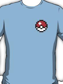 8-bit Pokeball T-Shirt