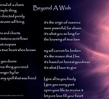 Beyond a Wish by Roger Sampson