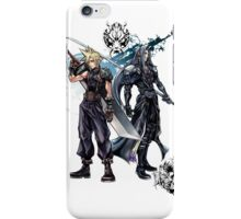 FFantasy black iPhone Case/Skin