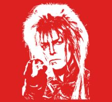 Jareth, The Goblin King Kids Clothes