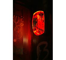 red light district Photographic Print