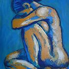 Blue Soul 2 - Female Nude by CarmenT