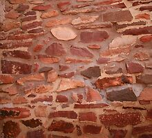 Old Bricks at Sarnath by pennyswork
