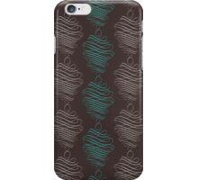 Luxury ornamental wallpaper iPhone Case/Skin