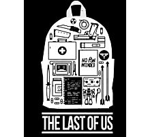 The Last of Us Backpack Photographic Print
