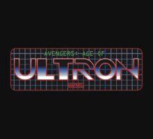Avengers: Age of TRON Title by zenjamin