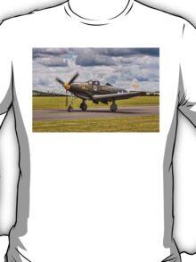 """Bell P-39Q Airacobra 42-19993 G-CEJU """"Brooklyn Bum - 2nd"""" T-Shirt"""