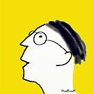 Portrait of an Existentialist by mindprintz
