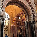 Mezquita Archway by phil decocco