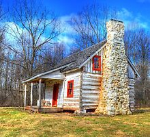 The Gilmore Cabin by lookherelucy