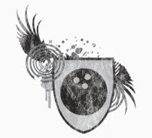 bowling : hi-fi crest by asyrum