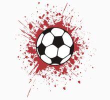 futbol soccer splat by asyrum