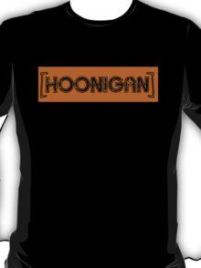 HOONIGAN retro sensor bar T-Shirt